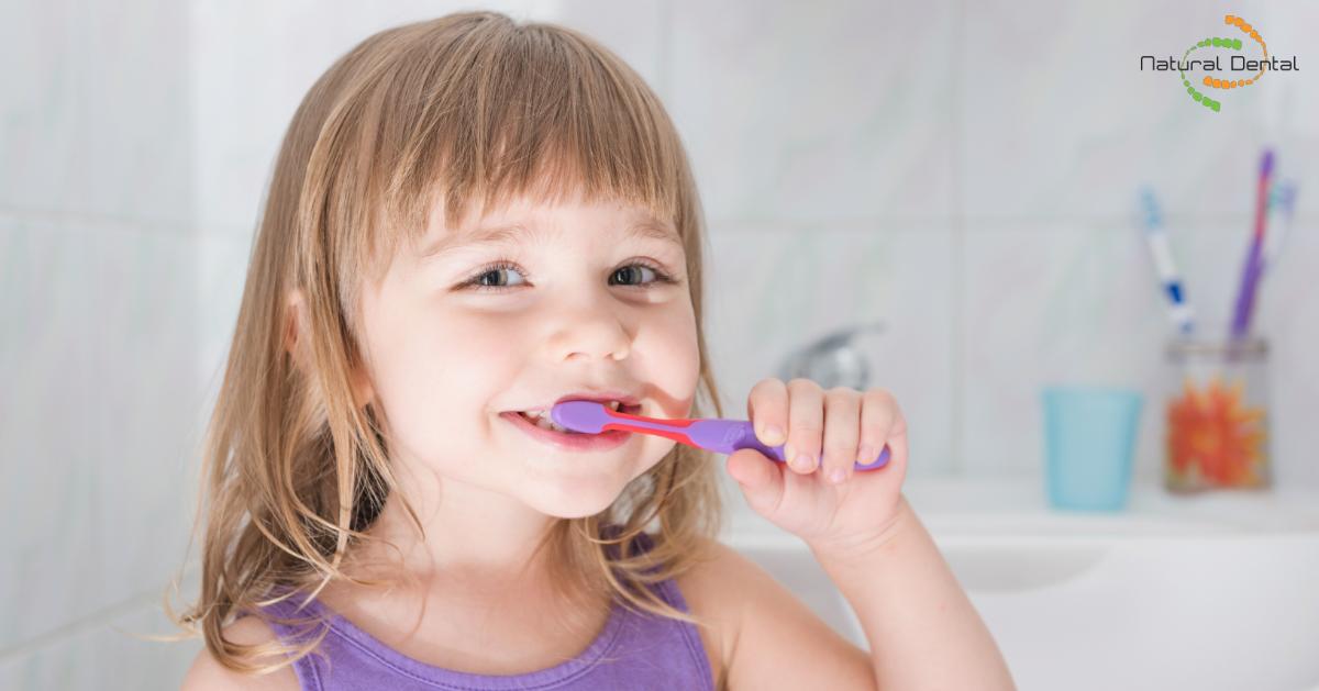 Natural Dental - gyermekfogászati problémák